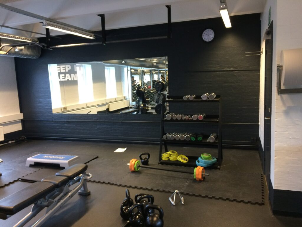 Urban gym-Vejle5